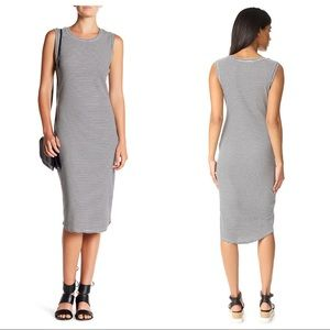 Cupcakes and Cashmere Russell Midi Bodycon Dress